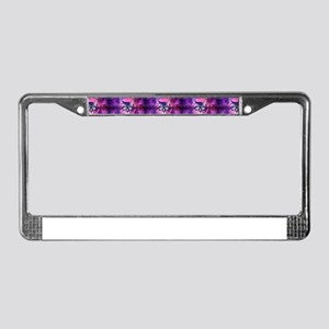 illuminati cat License Plate Frame